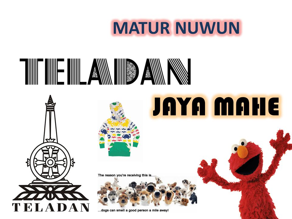 MATUR NUWUN JAYA MAHE