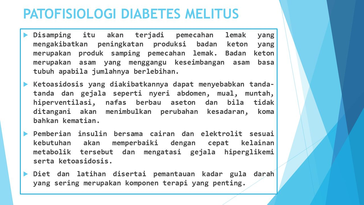 Type 2 Diabetes Mellitus Ppt Presentation