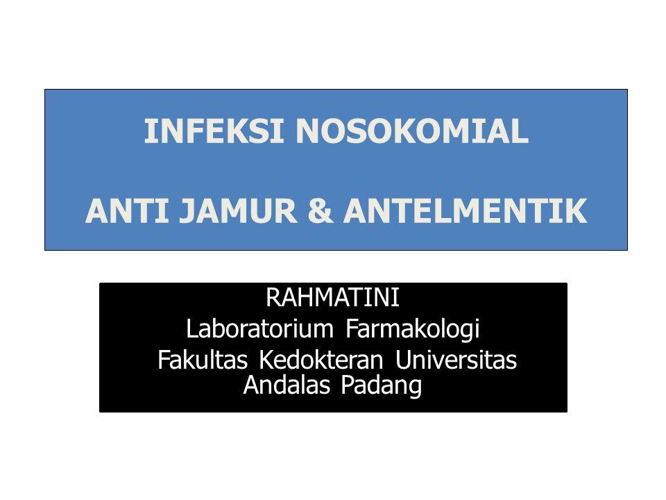ANTI JAMUR & ANTELMENTIK