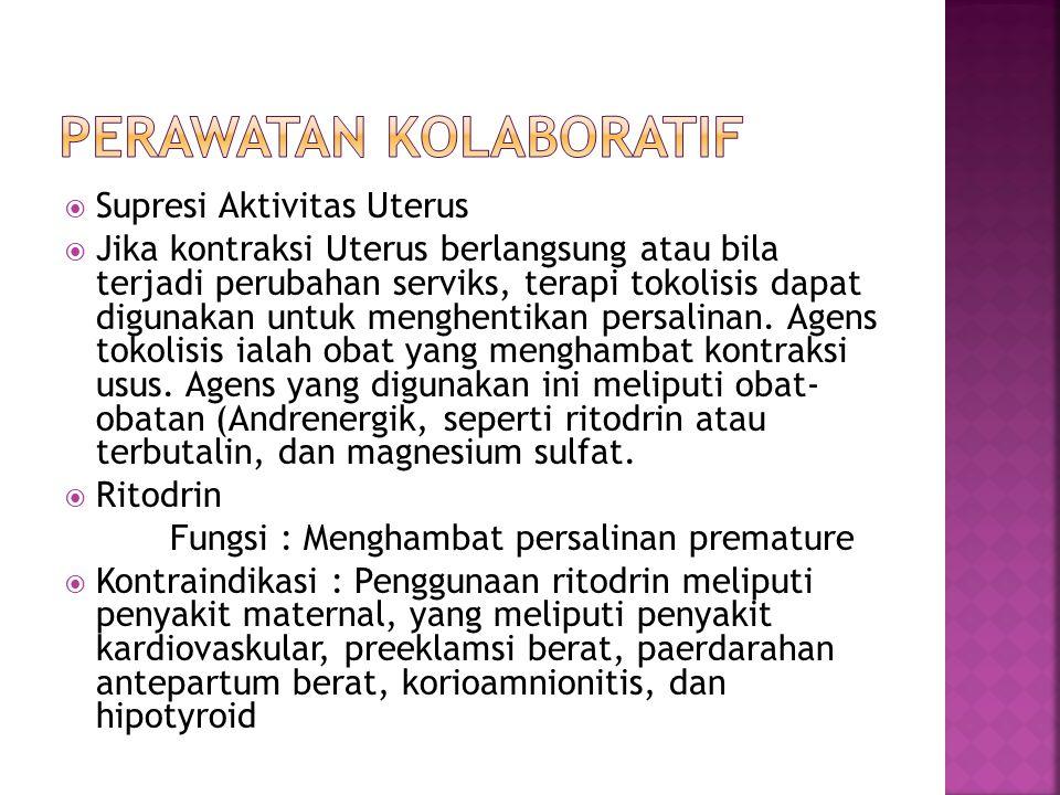 Perawatan Kolaboratif