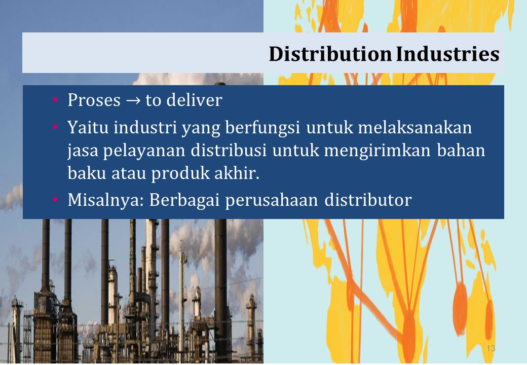 Distribution Industries