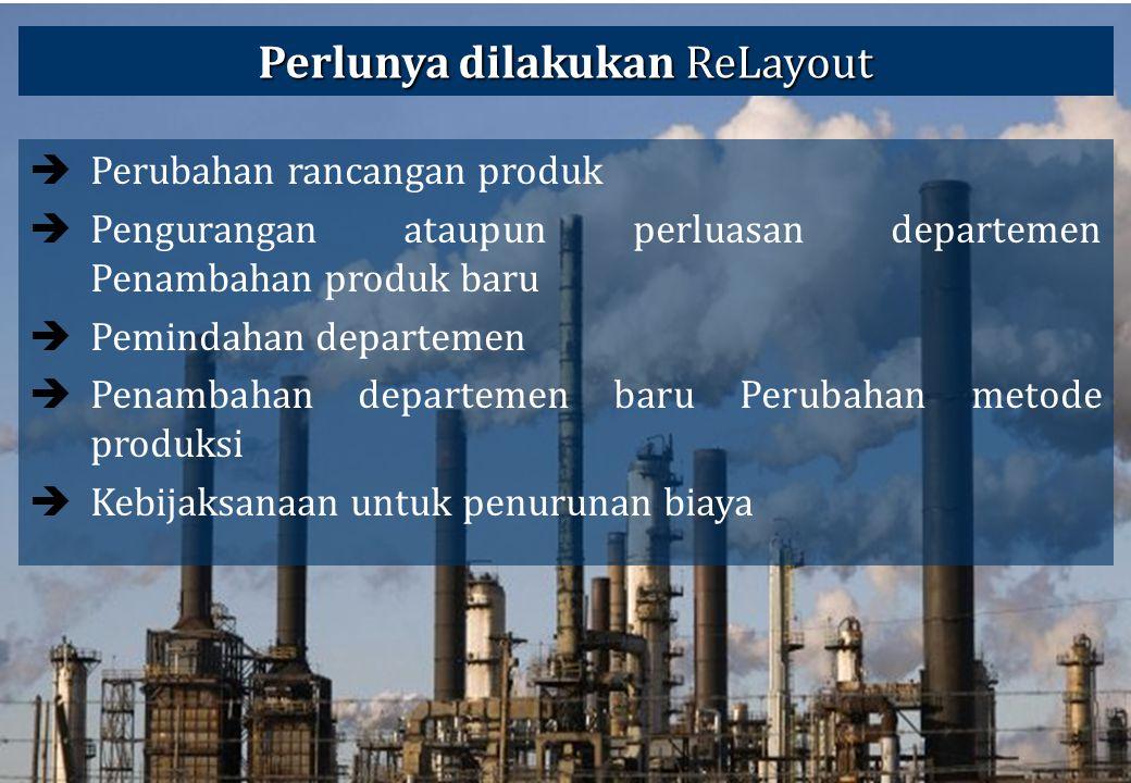 Perlunya dilakukan ReLayout