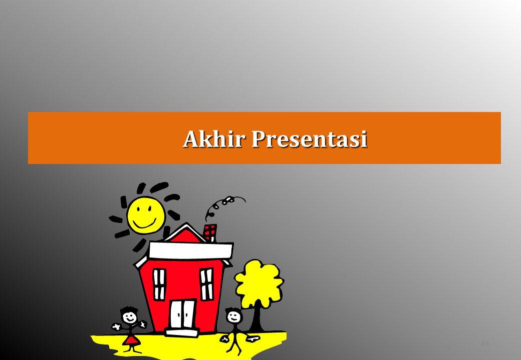 4/16/2017 Akhir Presentasi 44 IAM_Kuliah 1 PTLP_Pengantar 44 44
