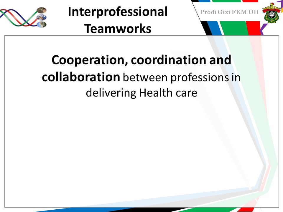 Interprofessional Teamworks