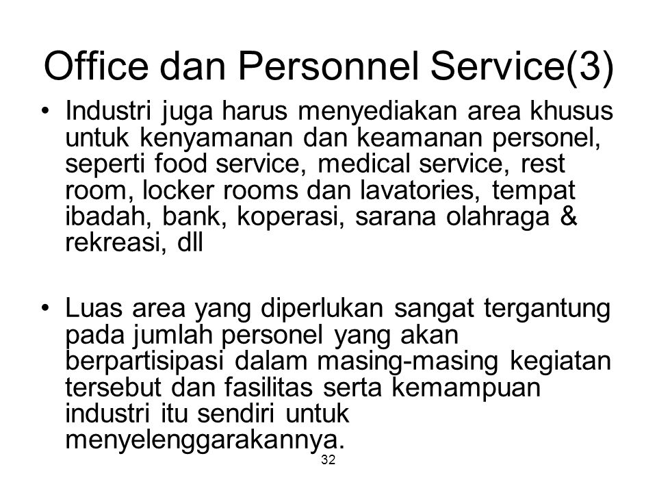 Office dan Personnel Service(3)