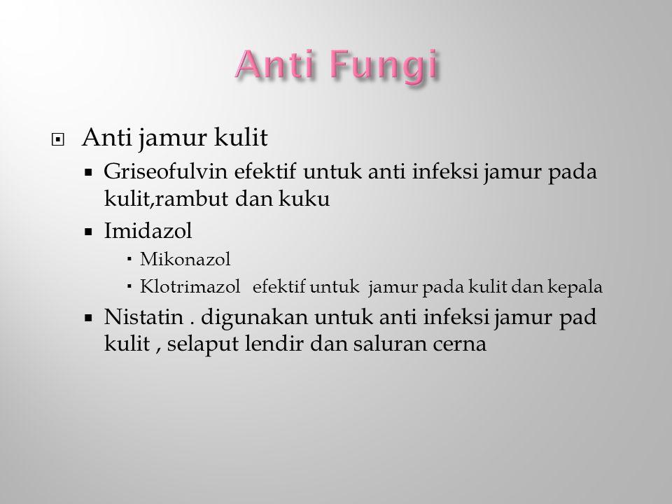 Anti Fungi Anti jamur kulit