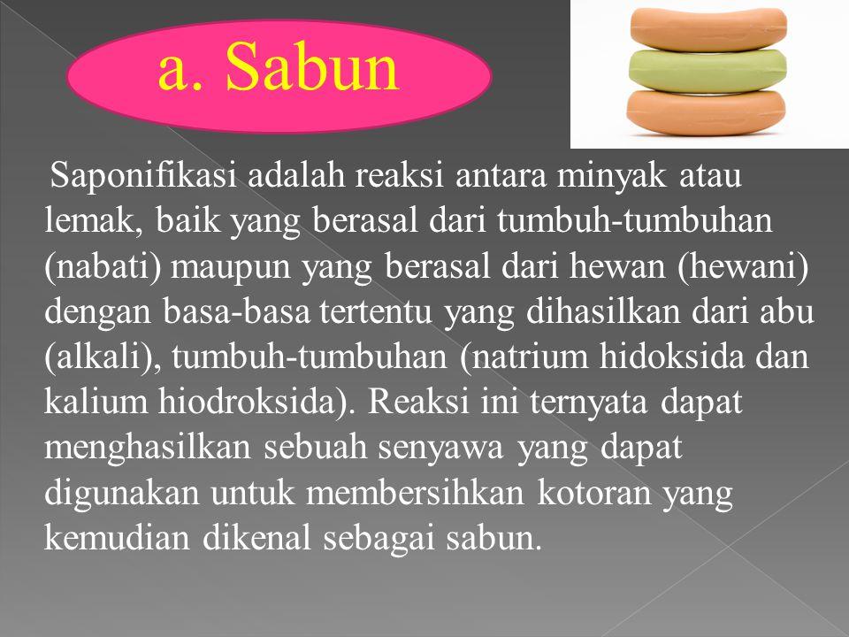 a. Sabun
