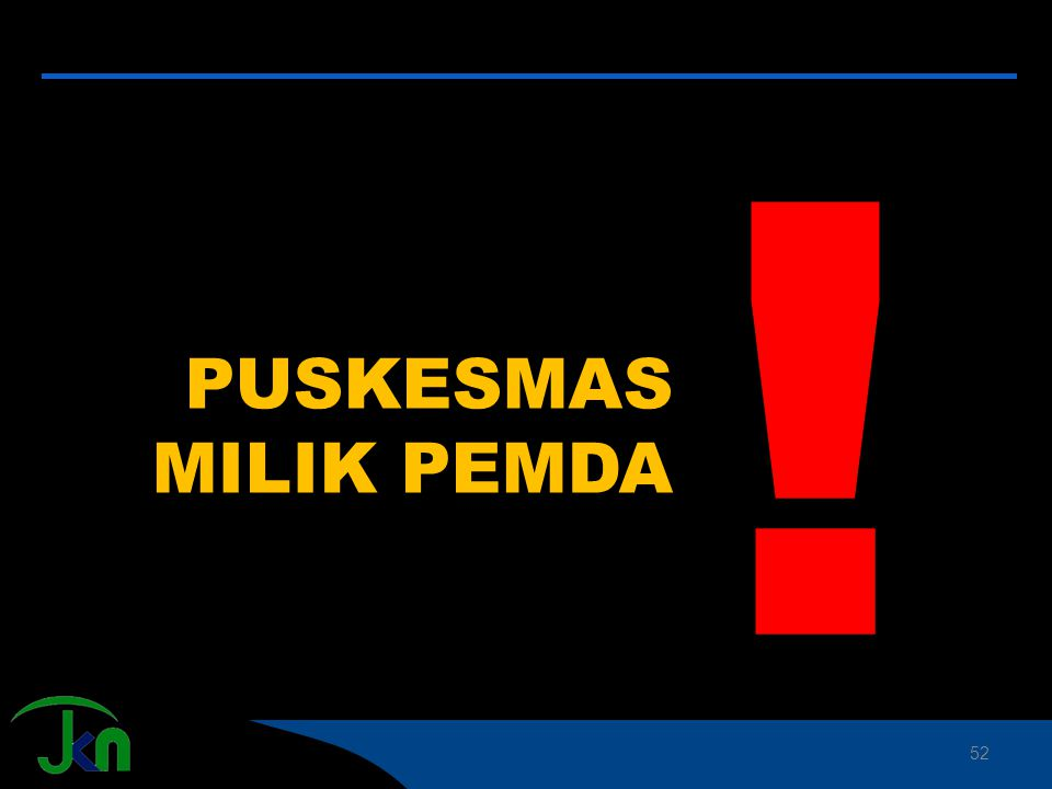 ! PUSKESMAS MILIK PEMDA