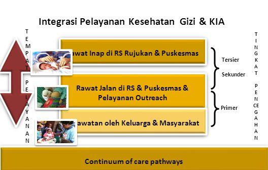 Integrasi Pelayanan Kesehatan Gizi & KIA