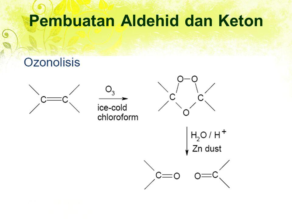 Pembuatan Aldehid dan Keton
