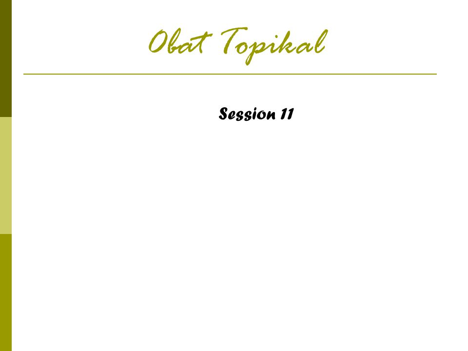 0bat Topikal Session 11