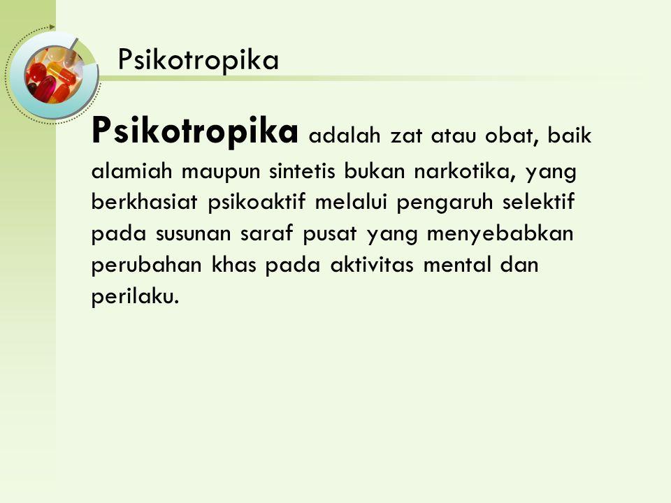 Psikotropika