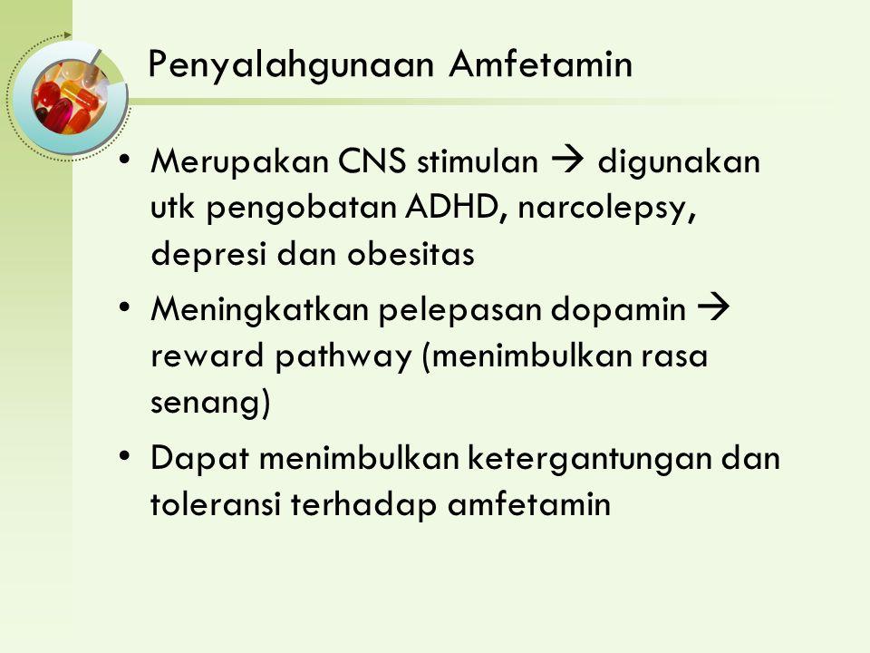 Penyalahgunaan Amfetamin