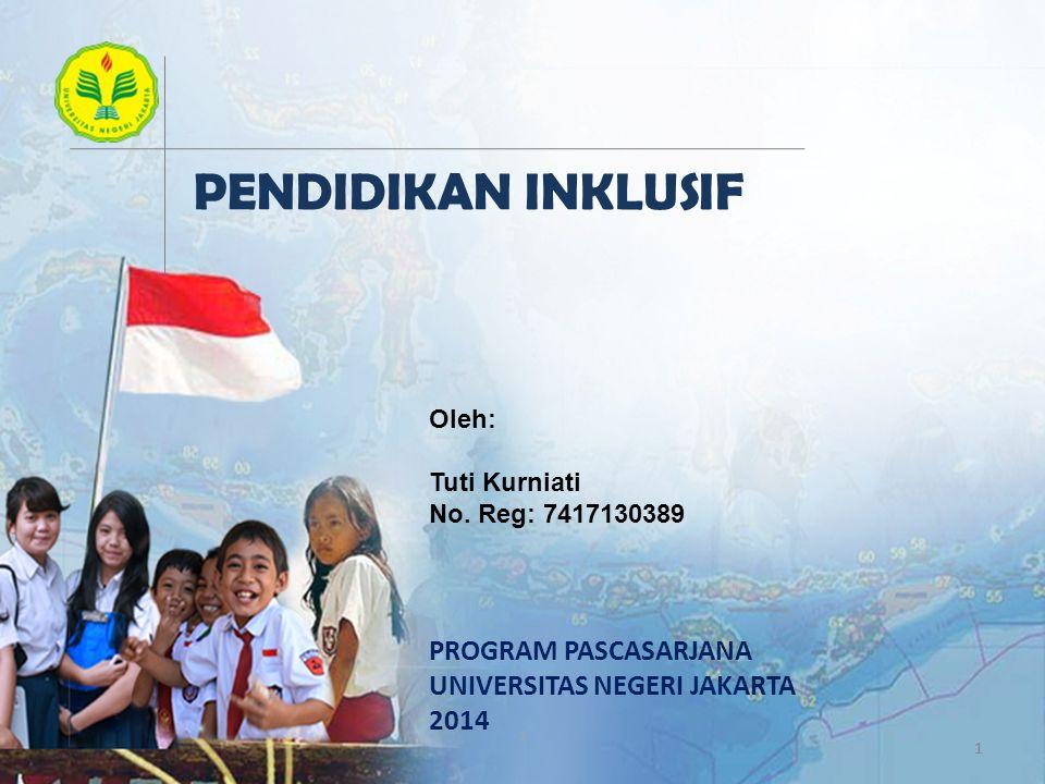 PENDIDIKAN INKLUSIF PROGRAM PASCASARJANA UNIVERSITAS NEGERI JAKARTA