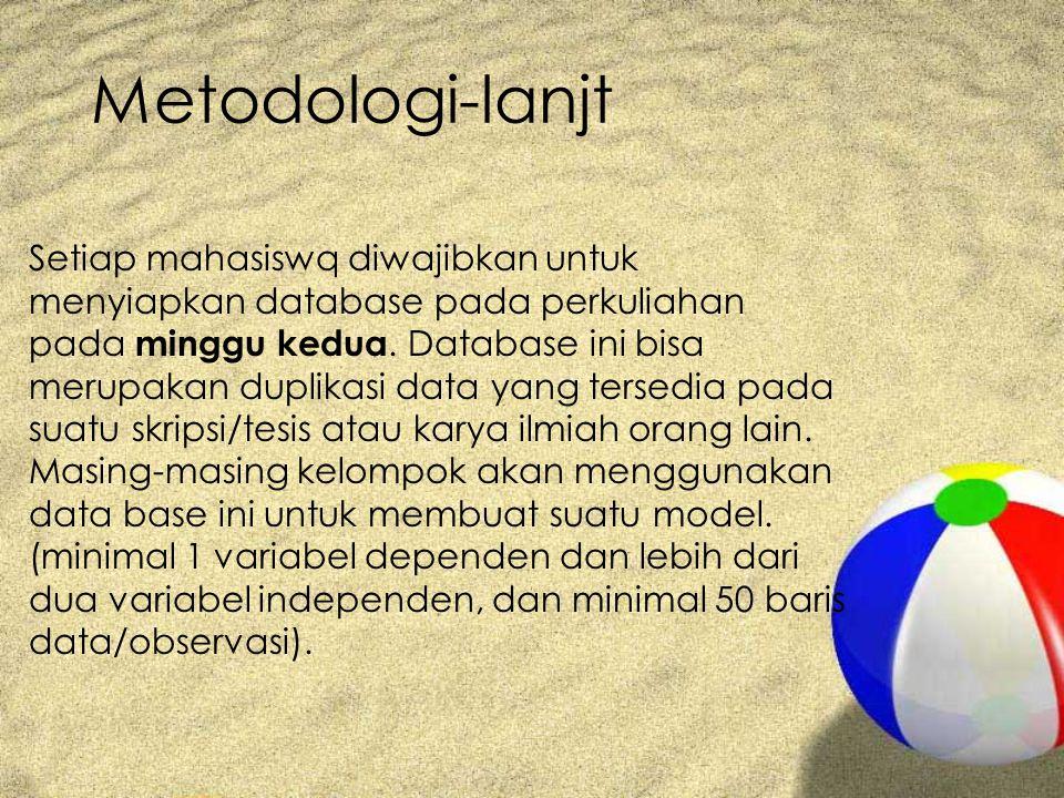 Metodologi-lanjt