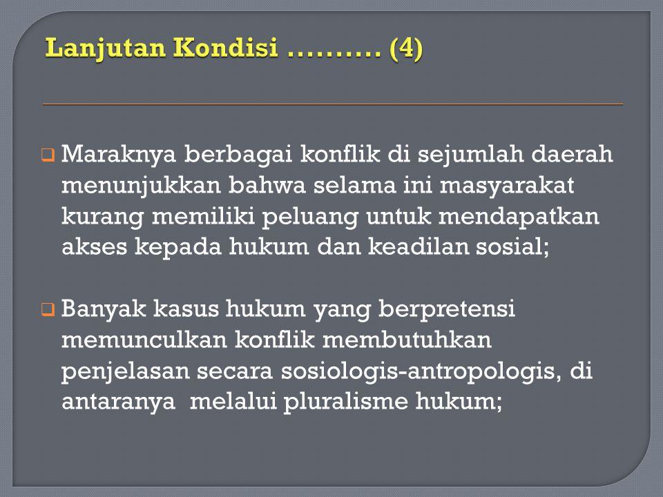 Lanjutan Kondisi .......... (4)