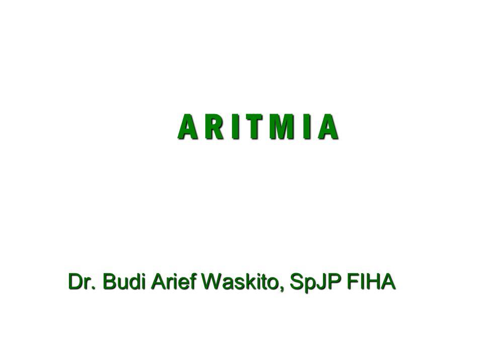 Dr. Budi Arief Waskito, SpJP FIHA