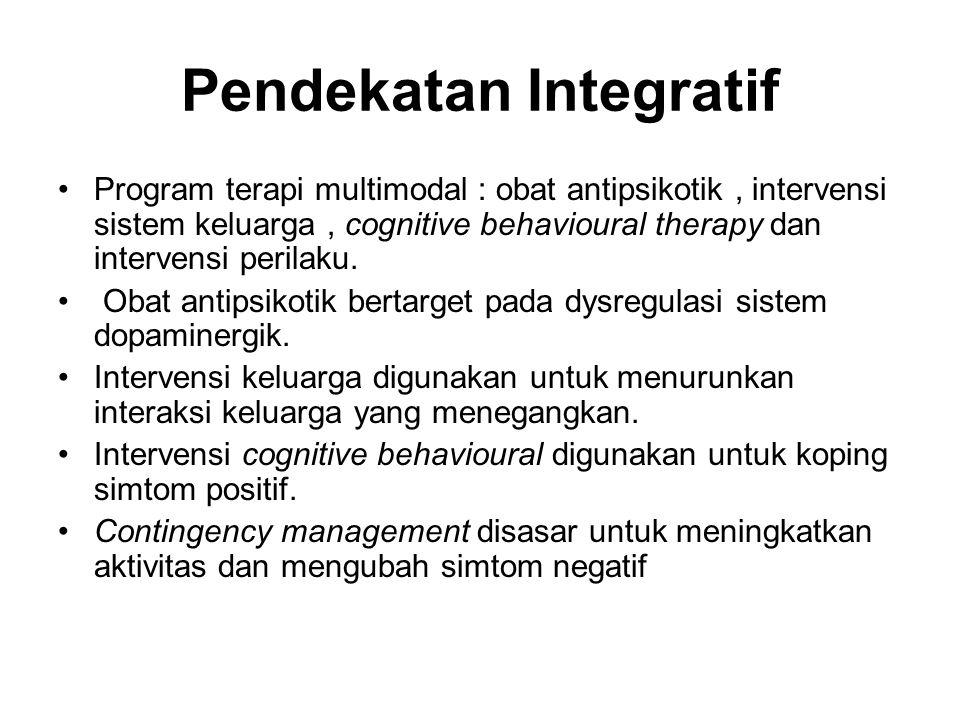 Pendekatan Integratif