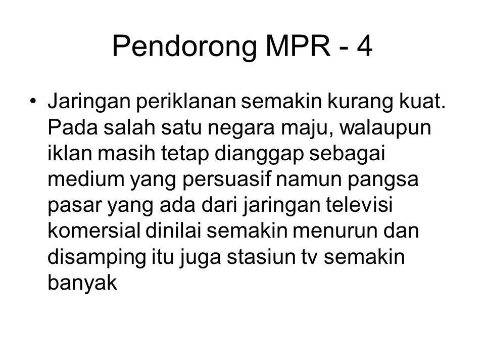 Pendorong MPR - 4