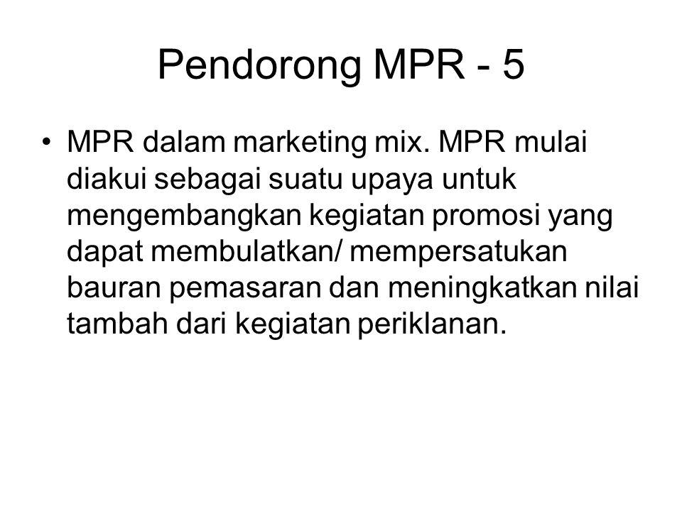 Pendorong MPR - 5