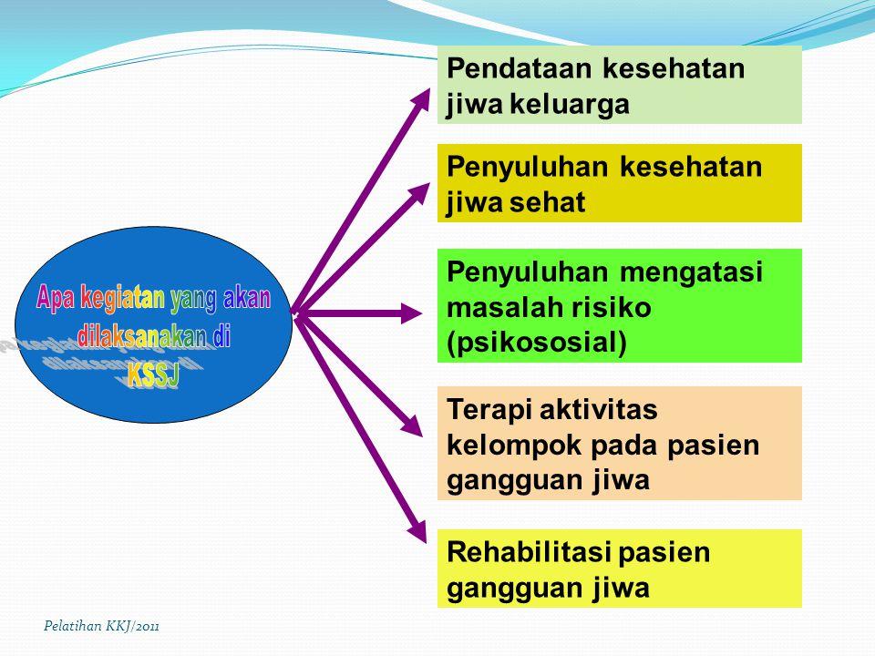 Apa kegiatan yang akan dilaksanakan di KSSJ