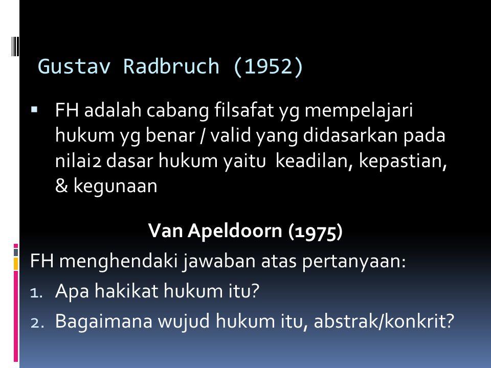 Gustav Radbruch (1952)