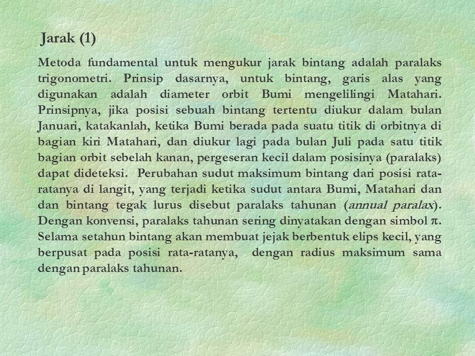 Jarak (1)