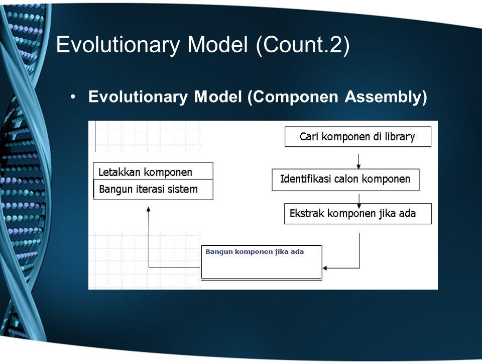 Evolutionary Model (Count.2)