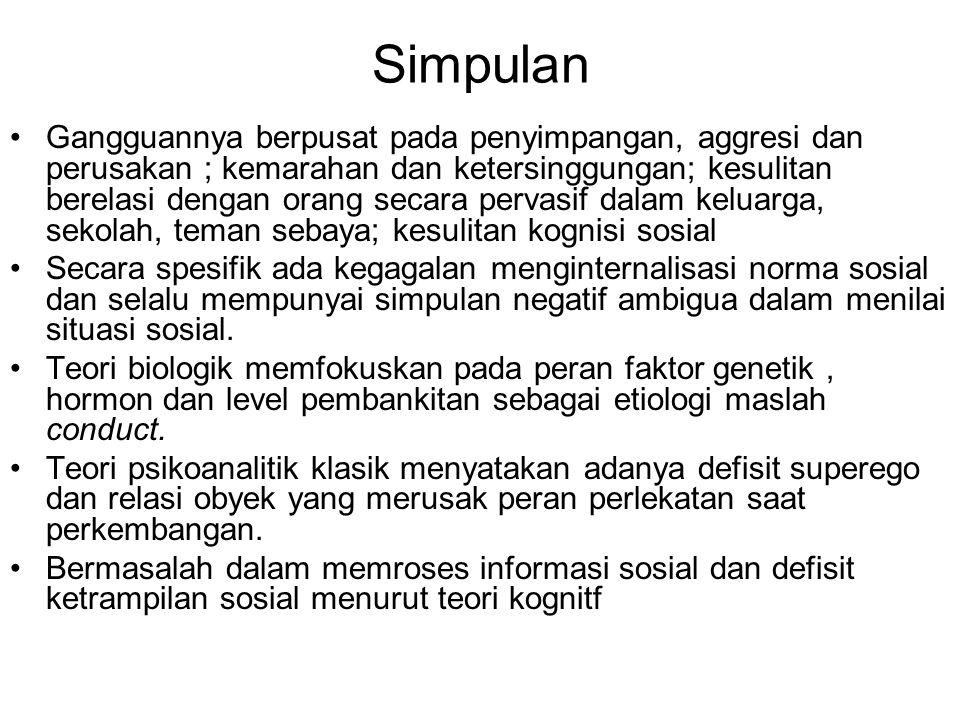Simpulan