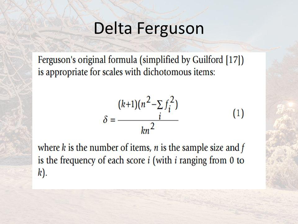 Delta Ferguson