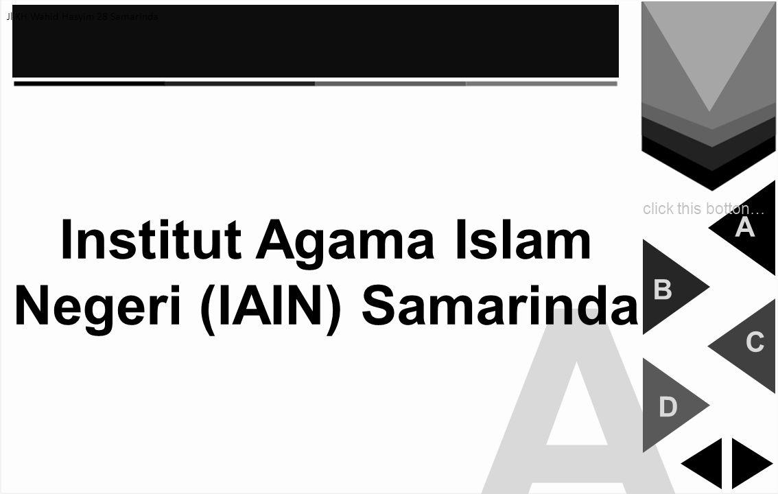Institut Agama Islam Negeri (IAIN) Samarinda