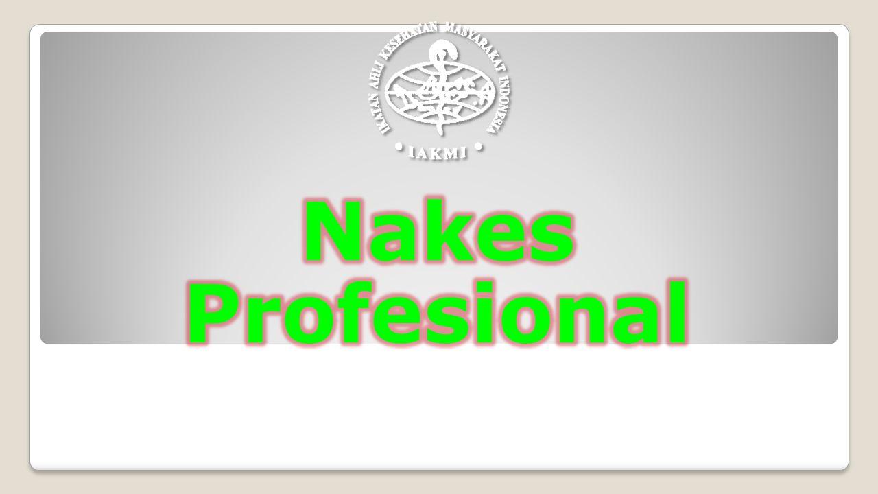 Nakes Profesional