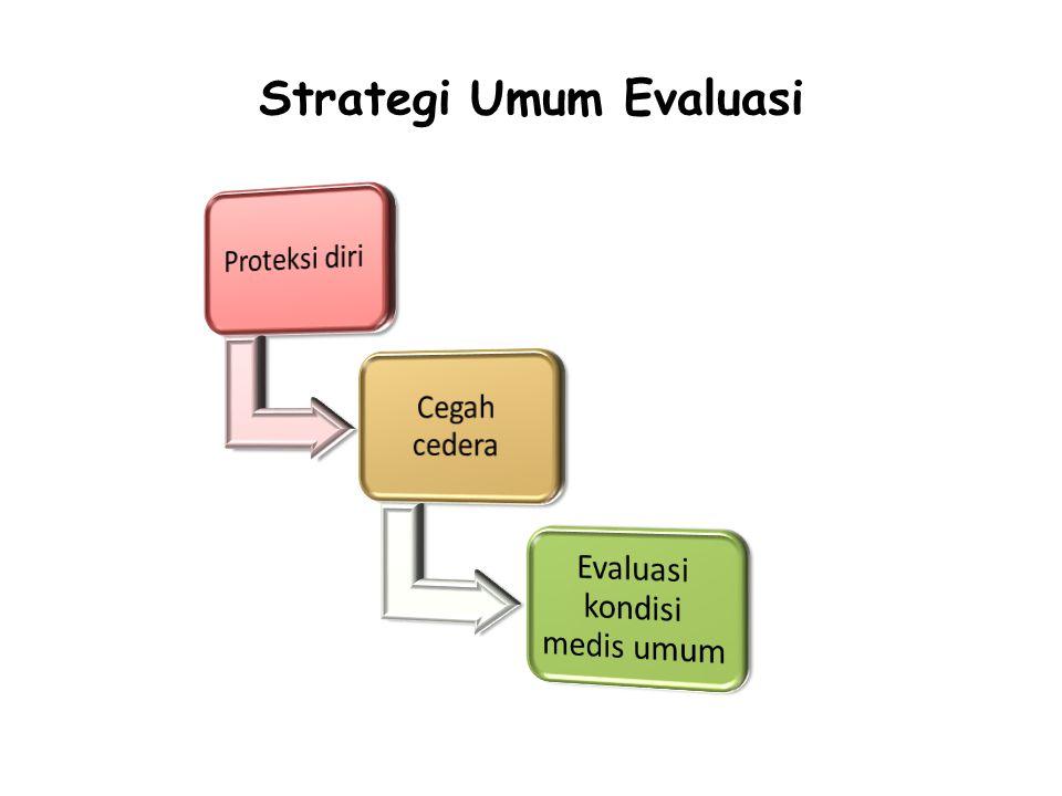 Strategi Umum Evaluasi