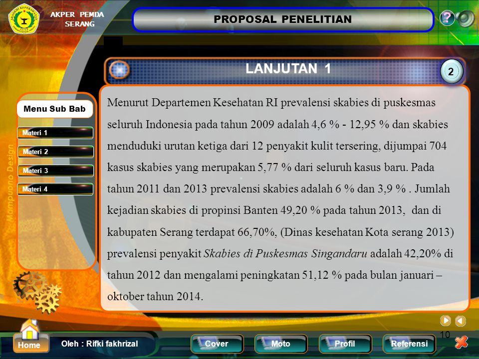LANJUTAN 1 2.