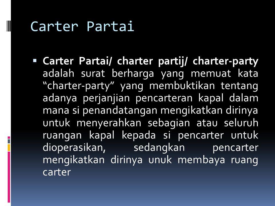 Carter Partai