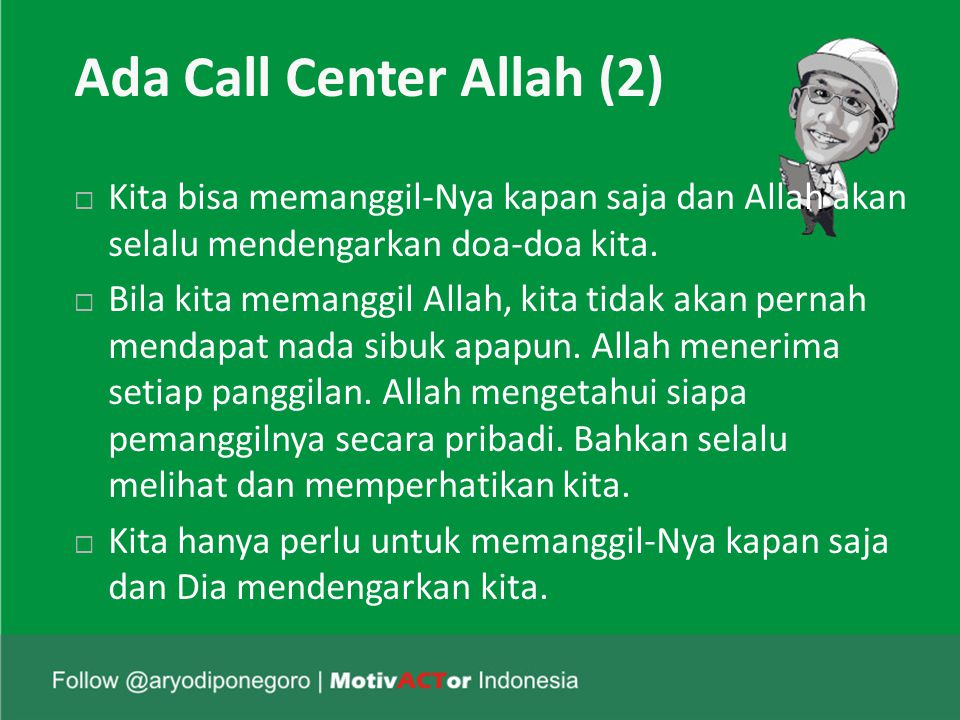 Ada Call Center Allah (2)