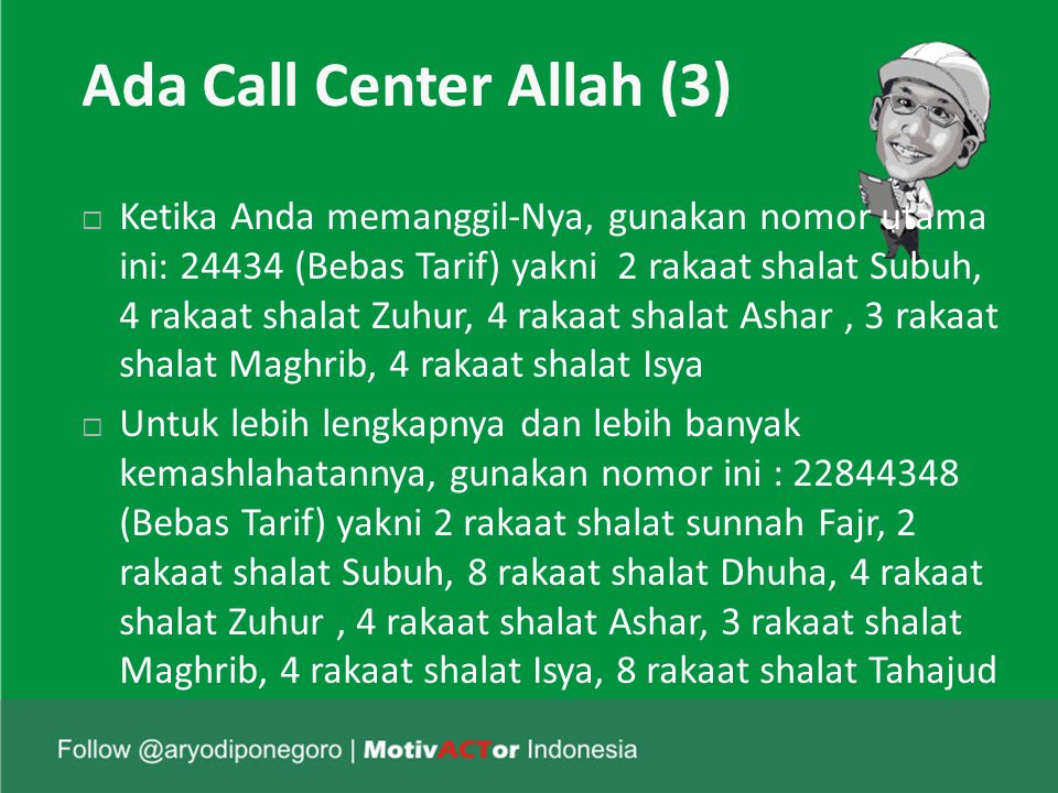 Ada Call Center Allah (3)