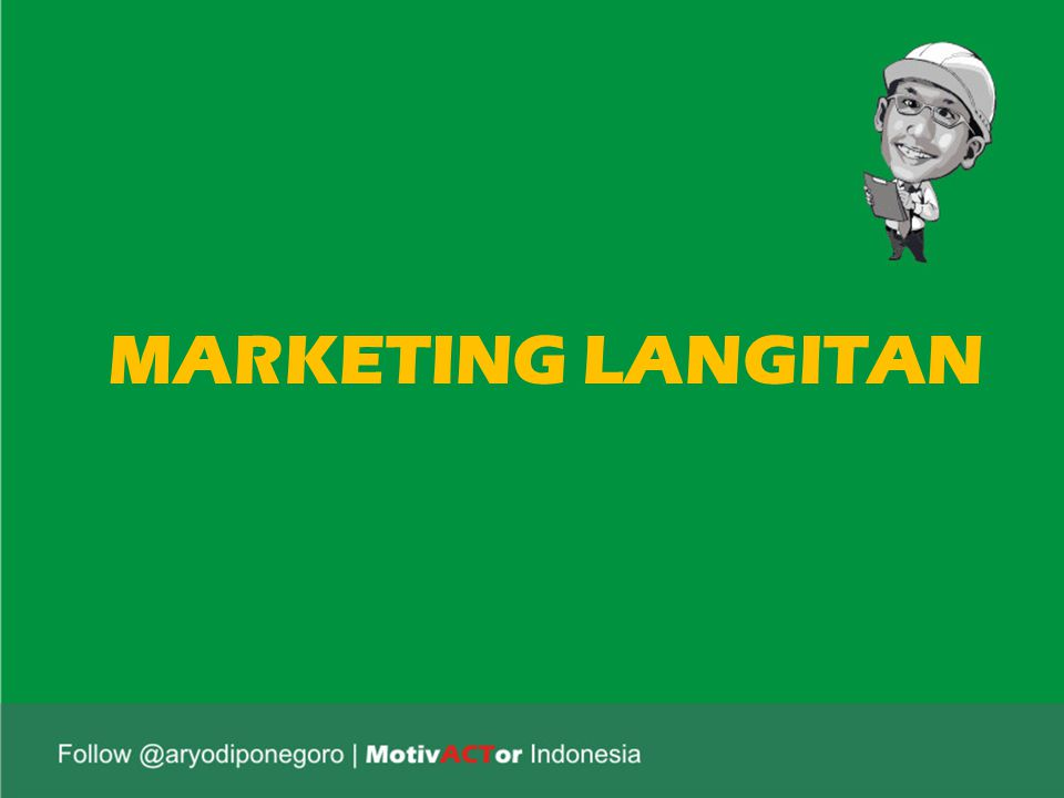 MARKETING LANGITAN