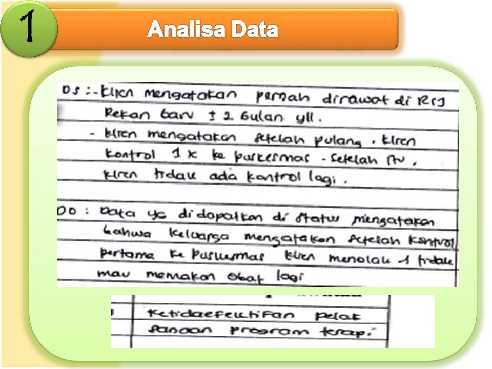 1 Analisa Data