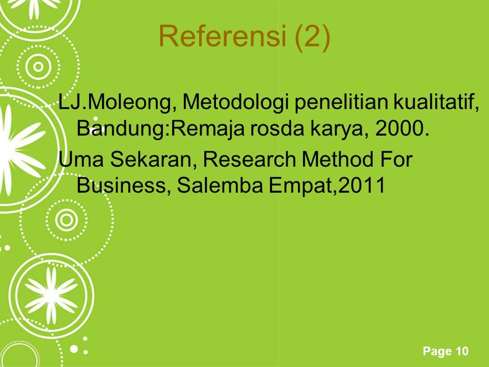 Referensi (2)