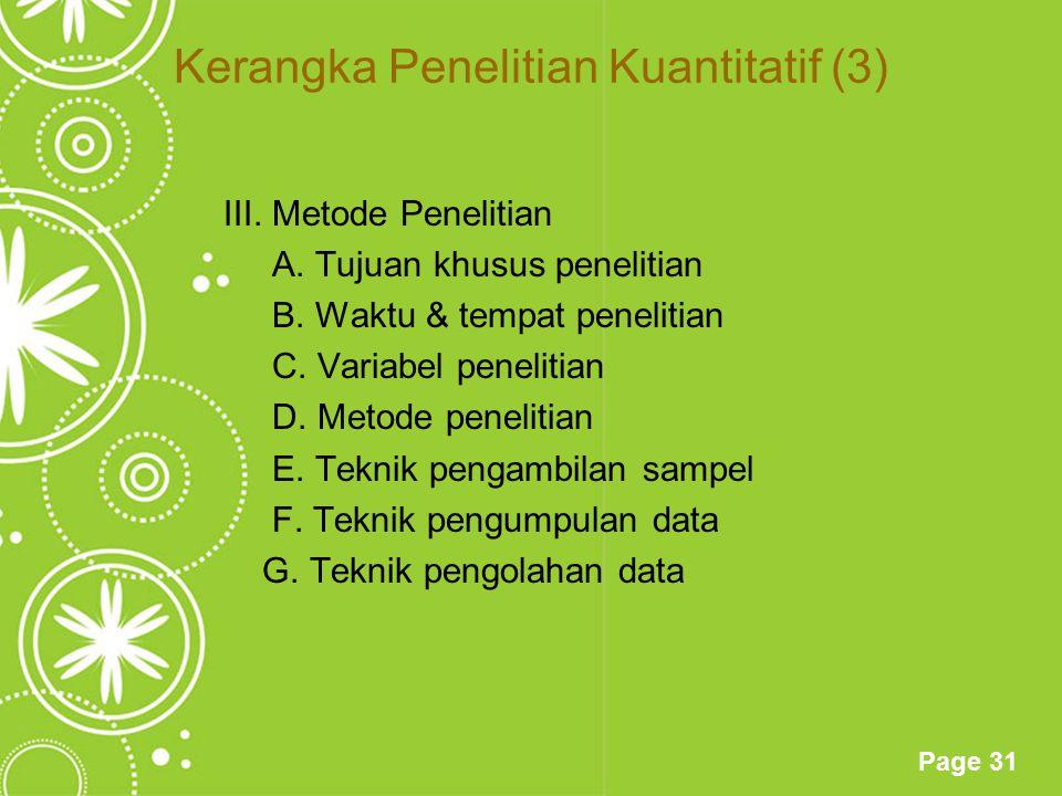 Kerangka Penelitian Kuantitatif (3)