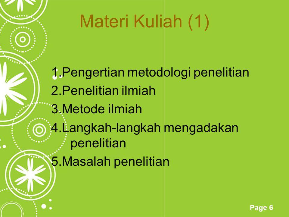 Materi Kuliah (1)