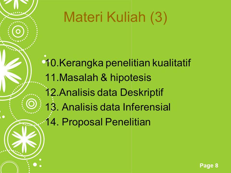 Materi Kuliah (3)