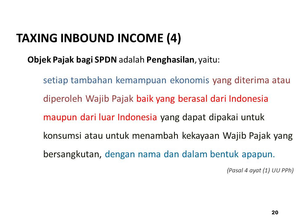 TAXING INBOUND INCOME (4)