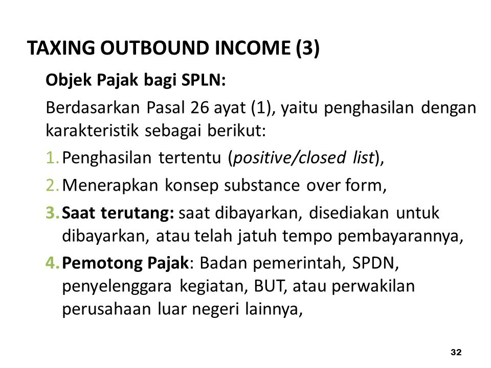 TAXING OUTBOUND INCOME (3)