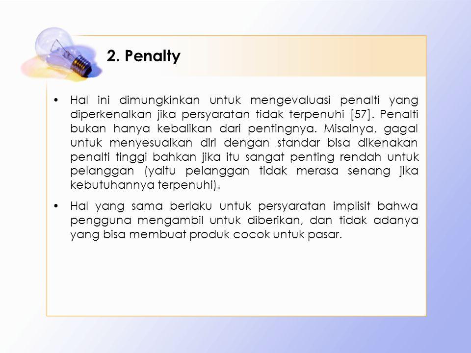 2. Penalty