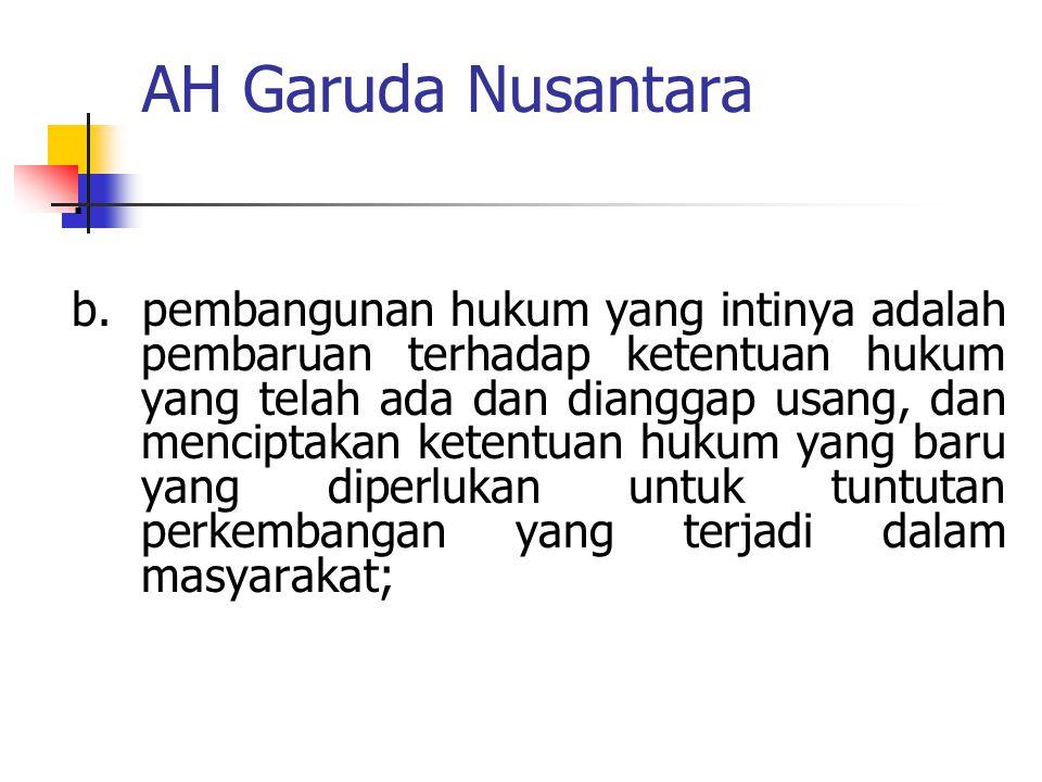 AH Garuda Nusantara