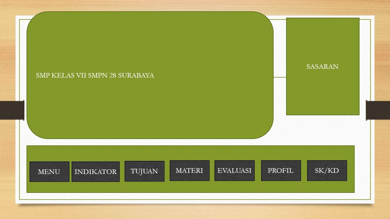 SMP KELAS VII SMPN 28 SURABAYA