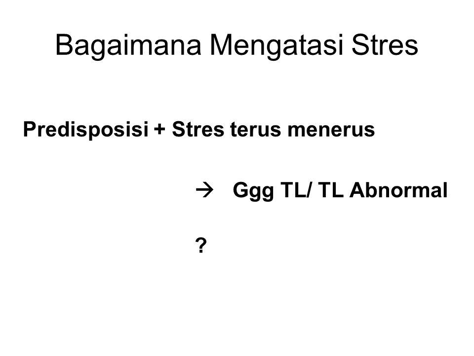 Bagaimana Mengatasi Stres
