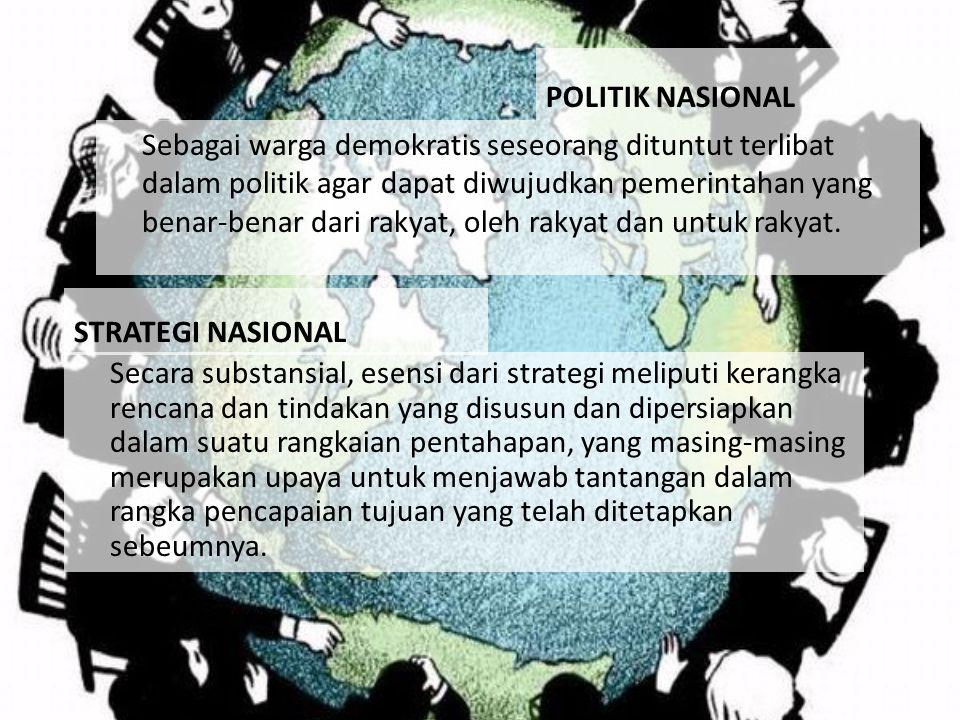 POLITIK NASIONAL